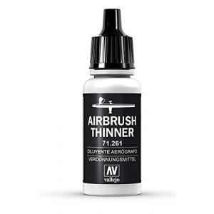Vallejo Diluant Airbrush Thinner 17 ml