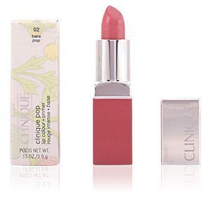 Clinique Pop 02 Bare Pop - Rouge intense + base