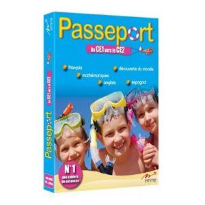 Passeport : Du CE1 vers le CE2 [Windows, Mac OS]