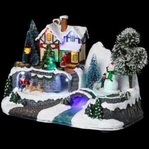 Féérie Lights & Christmas Santa Maria - Village de Noël lumineux