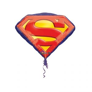 Ballon Superman hélium