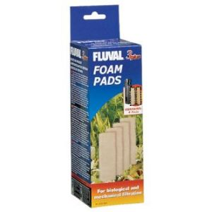 Fluval Foam Pads - Mousse 4 Pièces