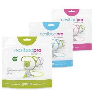 Nosiboo Pro Accessory Set - Ensemble d'accessoires - Vert