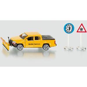 Siku 2546 - Chasse-neige VW Amarok
