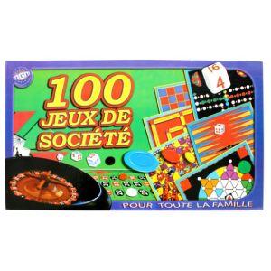 Mgm 100 jeux de société