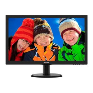 Philips 243V5LHSB - Ecran LED 23.6""