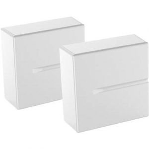 Meliconi Ghost Cube Cover Blanc