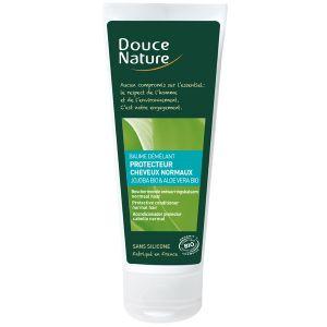 Douce Nature Baume démêlant protecteur bio cheveux normaux 200 ml