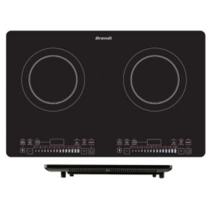 Brandt Ti2slim - Table de cuisson induction 2 feux
