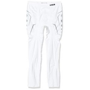 Jako Collant pour Comfort, Homme, Long Tight Comfort - Blanc (00 White) - 164/176