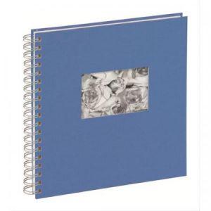 Pagna 12156-06 - Album photo spiralé Passepartout, 50 pages, bleu