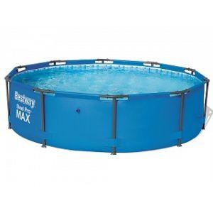 Bestway Kit piscine STEEL PRO MAX POOL ronde Ø305x76cm