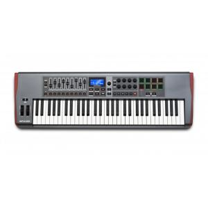 Novation Impulse 61 - Clavier MIDI USB 61 touches