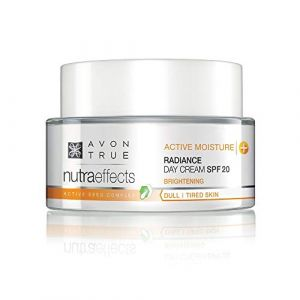 Avon True Nutraeffects Active Moisture Radiance Day Cream SPF 20 - 50 ml