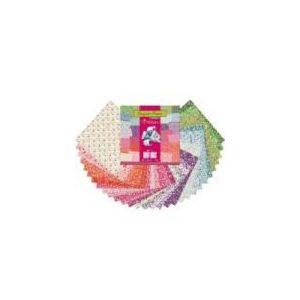 Avenue mandarine Kit créatif Origami : Papier Liberty