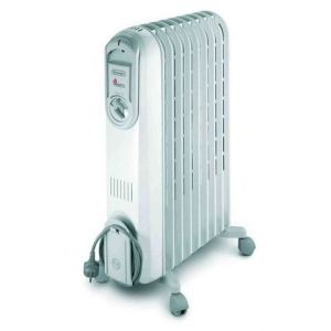 Delonghi Vento 2000 Watts - Radiateur à bain d'huile