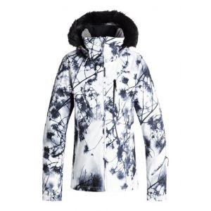 Roxy Jet Ski Premium - Veste de snow pour Femme - Blanc
