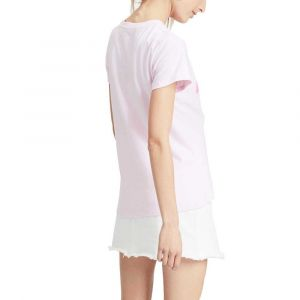Levi's T-shirt logo THE PERFECT TEE Rose - Taille L;M;S;XL;XS