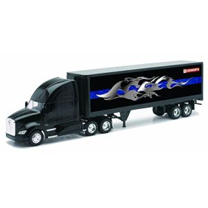 New Ray 10273 A - Camion Kenworth remorque Conteneur T700 - Echelle 1:32