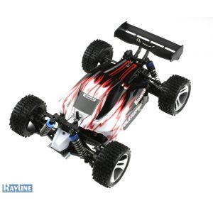 RayLine Buggy Power Sport - Voiture radiocommandée 1:18