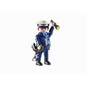 Playmobil 6502 - Chef de la Police Commissaire