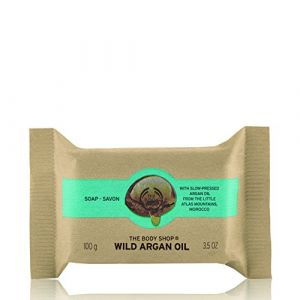 The Body Shop Wild argan oil massage soap 150 g