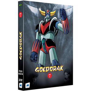 Goldorak - Box 6 - Épisodes 62 à 74 [Non censuré] [DVD]