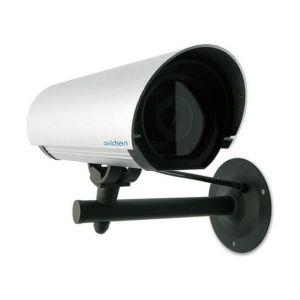 Avidsen Caméra de surveillance factice avec voyant lumineux
