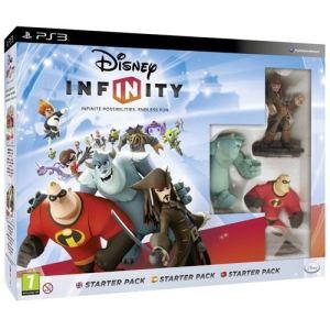 Disney Infinity le pack de démarrage [PS3]