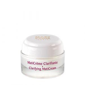 Mary Cohr Maticrème clarifiante - Crème visage peaux mixtes à grasses