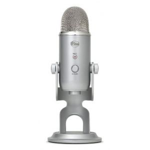 Blue microphones Yeti Silver - Microphone