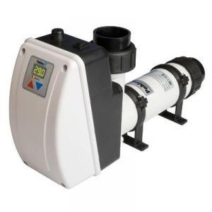 Procopi 9392400 - Réchauffeur électrique Aqua-Line Titane 12 kW