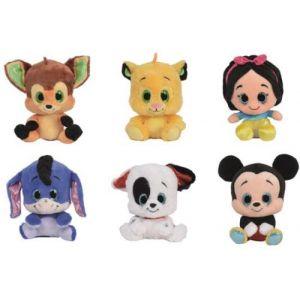 Simba Toys Peluche 15 cm Disney Série 2 - Blanche-neige