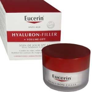 Eucerin Hyaluron-Filler + Volume-Lift - Soin de jour