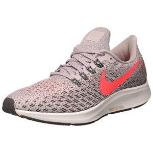 factory price 39bfa a787d Nike WMNS Air Zoom Pegasus 35, Chaussures de Running Compétition Femme,  Multicolore (Particle