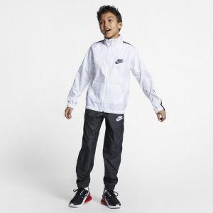Nike Survêtement Sportswear pour Garçon plus âgé - Blanc - Couleur Blanc - Taille M