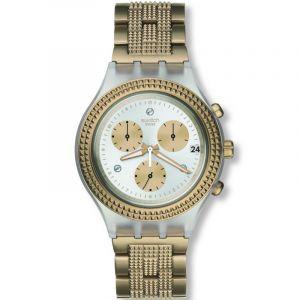 Swatch Svck4079ag – Montre, Bracelet en Aluminium