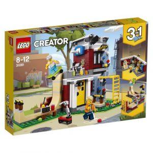 Lego 31081 - Creator : Le skate park