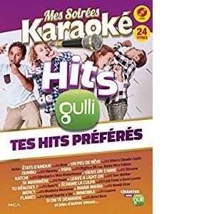 Mes Soirées Karaoké 2 DVD Hits de Gulli 2018