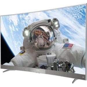 """Thomson 49US6006 TV LED 4K / UHD 124 cm (49"""") - SMART TV - Ecran incurvé - Barre de son intégrée - 3 x HDMI - Classe énergétique A"""