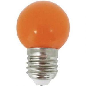 LightMe Deco lED 0,5 w/e27 iP44 orange lM85255