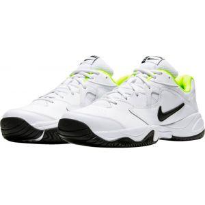 Nike Chaussures de tennis Court Lite 2 Blanc - Taille 44