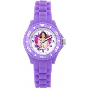 W001567-75019 - Montre pour fille Disney Violetta