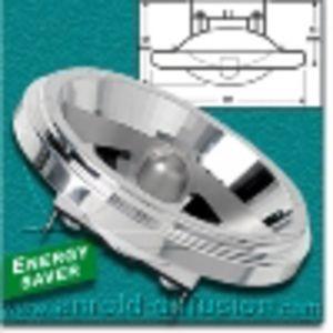 Osram Ampoule à réflecteur G53-50W-12V Energy Saver
