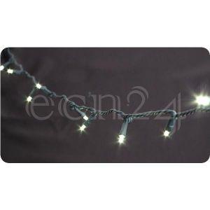 Fdl Guirlande lumineuse LED HQS blanc chaud 50 LED