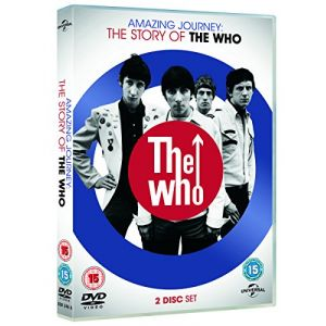 Import Amazing journey : The story of The Who - 2 DVD