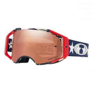 Oakley Masque airbrake mx troy lee designs goggle prizm mx black iridium ref oo7046 71