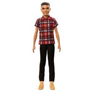 Mattel Ken Fashionistas Tartan Tendance