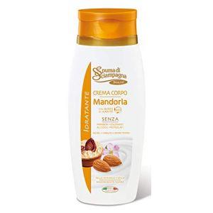 Spuma di Sciampagna Crema Corpor Mandorla con Burro di Karite - 250 ml