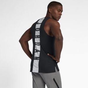 Nike Haut de training sans manches Jordan 23 Alpha pour Homme - Noir - Taille L - Male